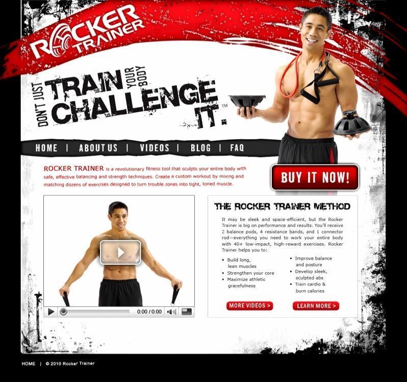 Web Copy: Fitness/Health