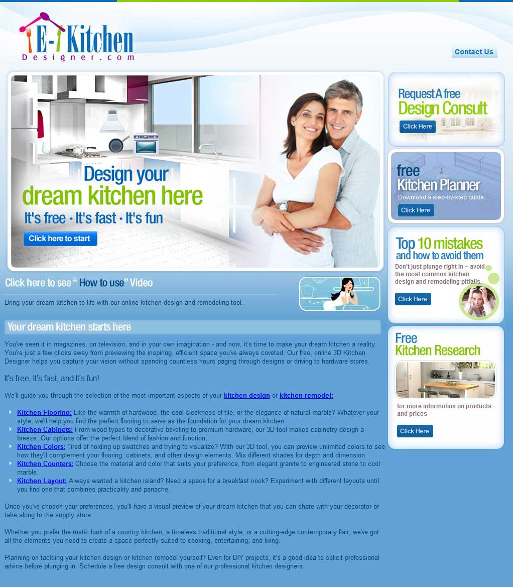 Web Copy: Kitchen Remodeling - Words By Melissa - Cincinnati ...