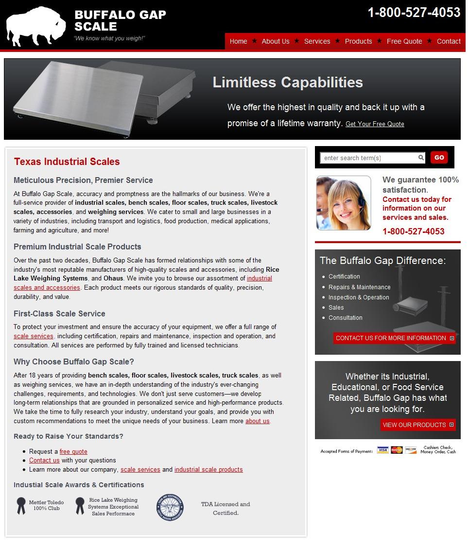 Web Content: Industrial
