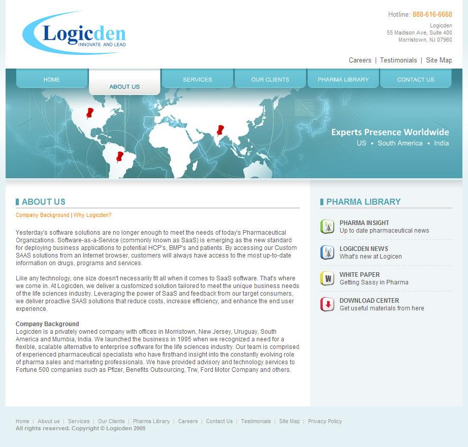 Web Copy: Pharma Software